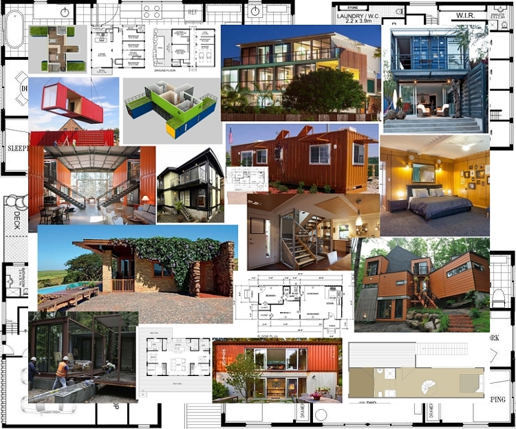 Build your own shipping container home for Website to build your own house
